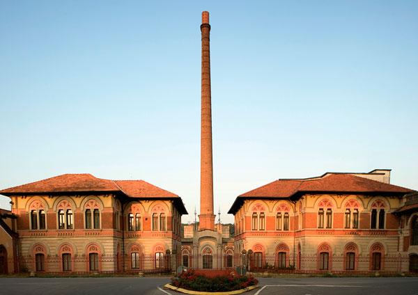 Villaggio operaio di Crespi d'Adda (BG)